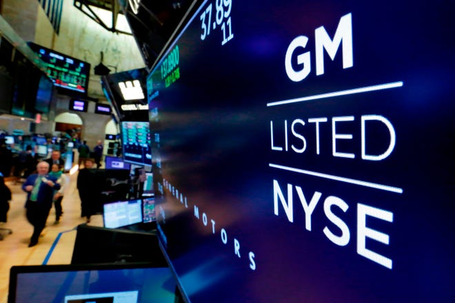 General Motors is predicting a strong first half in 2021 with a pretax profit of around $5.5 billion.