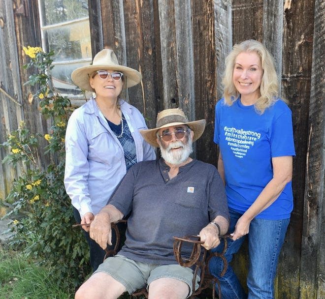 Scott Valley residents Amy Johnson Lukens, Jerry Johnson and Karen Wiley are reviving the Valley-Wide Yard Sale, to take place the first weekend in June.