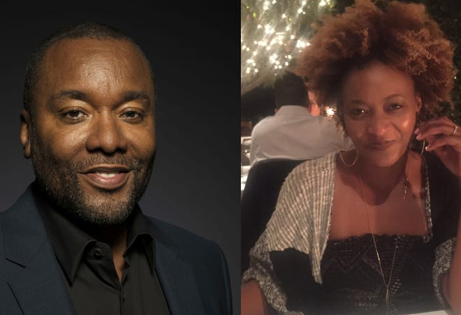 """Lee Daniels, left, and Karin Gist are executive producers of """"Our Kind of People,"""" a FOX TV drama set to start shooting in Wilmington. Gist is also the writer of the show."""