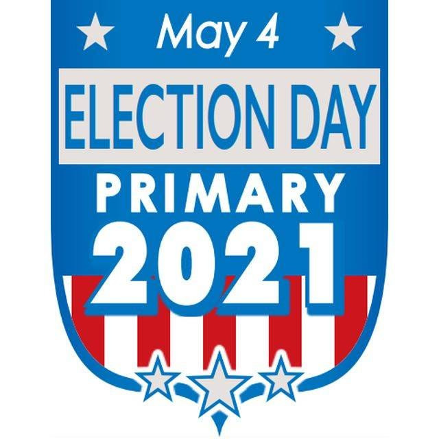 Election Day 2021 logo