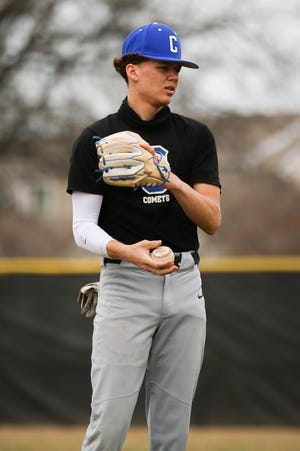 In his first varsity season, junior Marquise Loring has led Central Crossing at the plate and on the mound. His quick adjustment included a .403 batting average and a 3.61 ERA through 18 games.