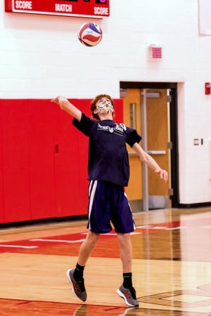 """Neil Gordon and Whetstone are preparing for the Division II postseason. Coach Errole Rembert said the Braves have been showing improvement. """"We still have work to do, but the light's coming on,"""" he said."""