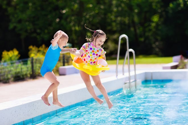 May is National Water Safety Month.