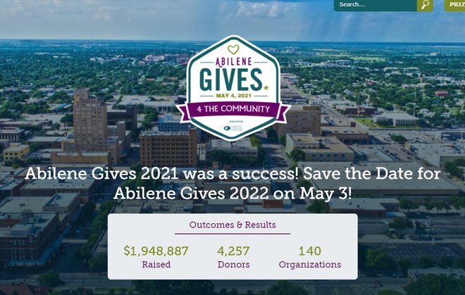 Abilene Gives raised just shy of $2 million in a single day for nonprofits, with thousands of donors stepping up to help in the event's fifth year.