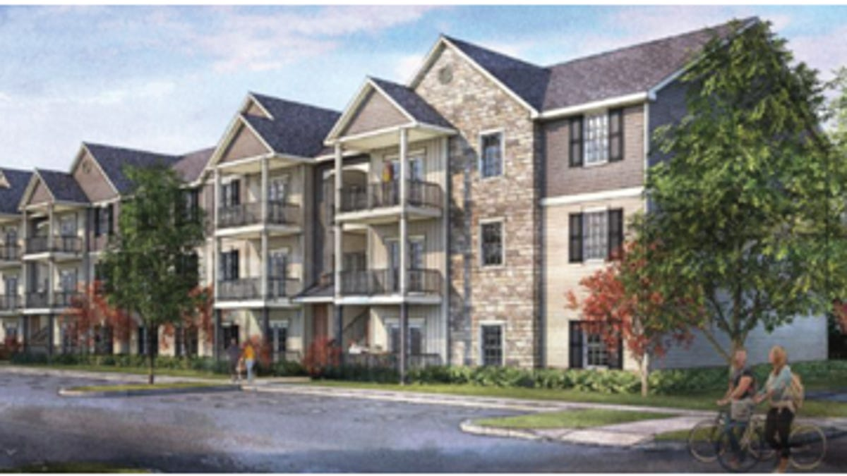 Work Starts On New Apartments In Boone County Near Cvg