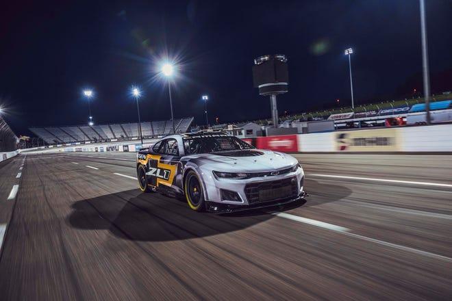The Next Gen Camaro ZL1 race car will make its points-paying debut at next season's Daytona 500.
