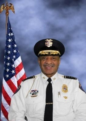 Former Ecorse Public Safety Director Joseph Thomas