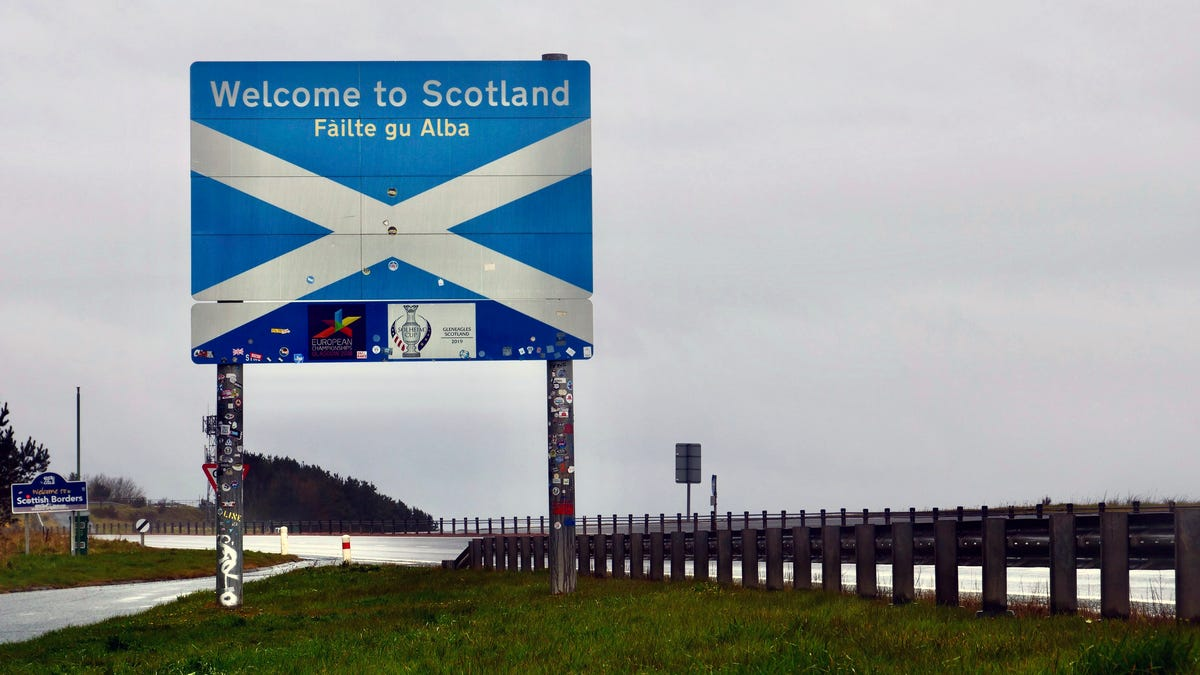 COVID-19 overshadows independence in key Scottish election 3