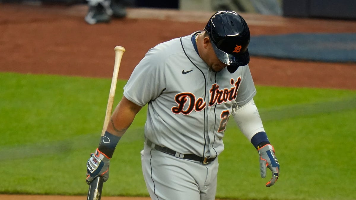 Greatness in decline: An examination of Miguel Cabrera's ice-cold start 1