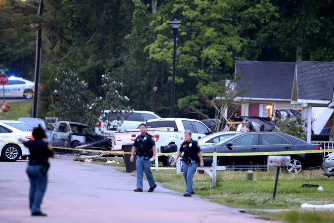 Three Wichitans were among four people killed when a small plane crashed into a house in Hattiesburg, Miss. late Tuesday.