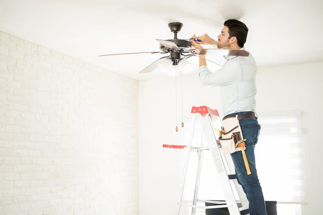 The NAHB survey found that ceiling fans were actually the most desired decorative feature in a home.