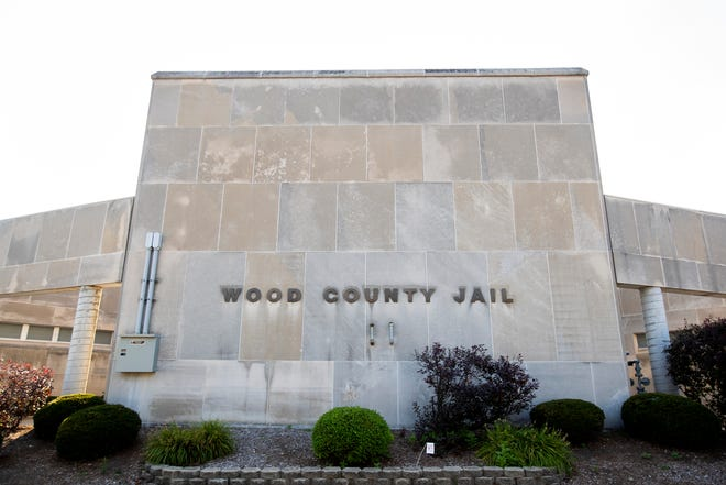 The Wood County Jail at 400 Market St. in Wisconsin Rapids is pictured on Aug. 13.