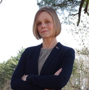 Gillian Battino, a radiologist from Wausau and Democratic candidate for U.S. Senate.