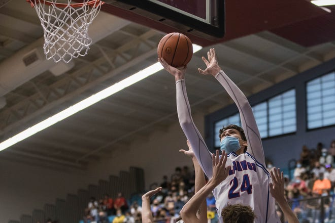 Las Cruces 6-11 basketball standout Isaiah Carr commits to GCU