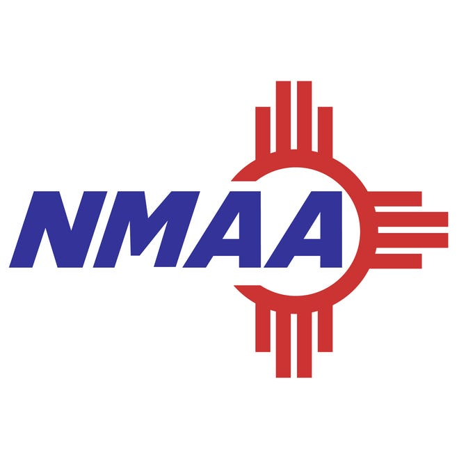 New Mexico Activities Association (NMAA) logo