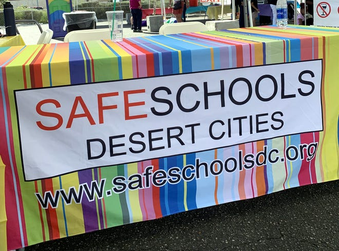 Safe Schools Desert Cities empowers LGBT+ youth in area middle and high schools through education, advocacy, guidance, resources and opportunities for self-expression.