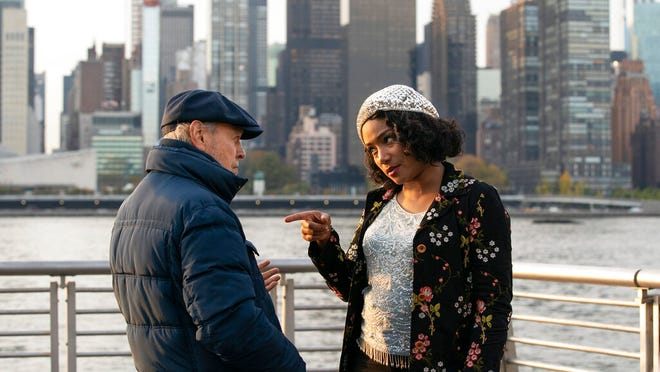 """Tiffany Haddish, right, and Billy Crystal star in """"Here Today."""" The movie opens Friday at Queensgate Movies 13."""