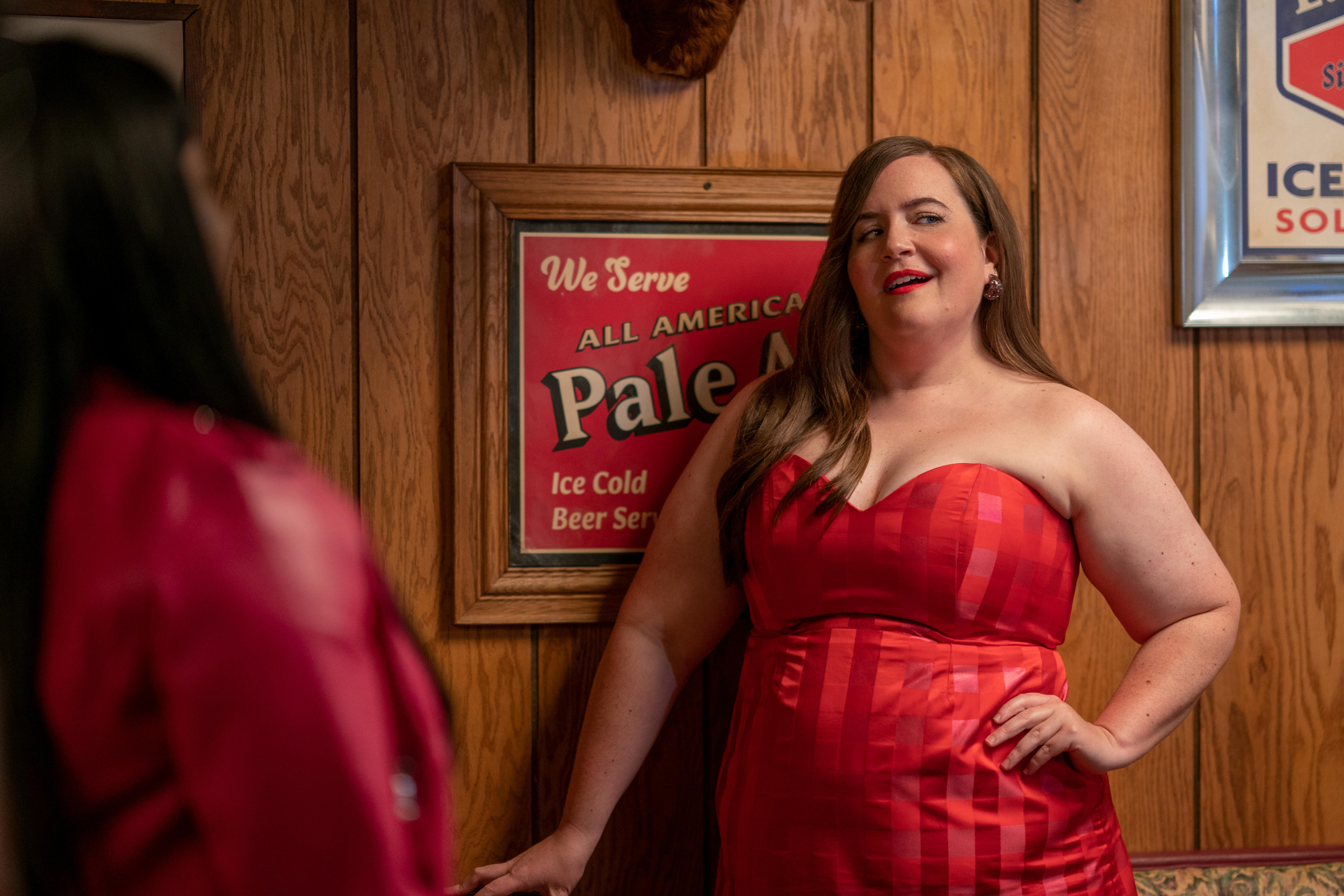 Photo of Aidy Bryant in