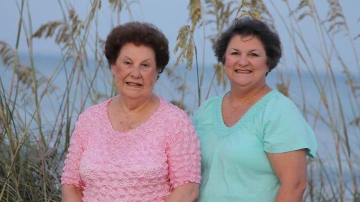 Ashlyn Fox's mother Anna Rebecca Matthews, 69, died of COVID-19 in January.