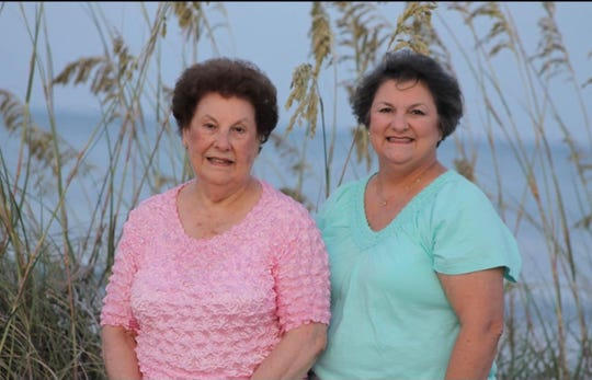 Jeannine Cadle and Anna Rebecca Matthews died of COVID-19 days apart.