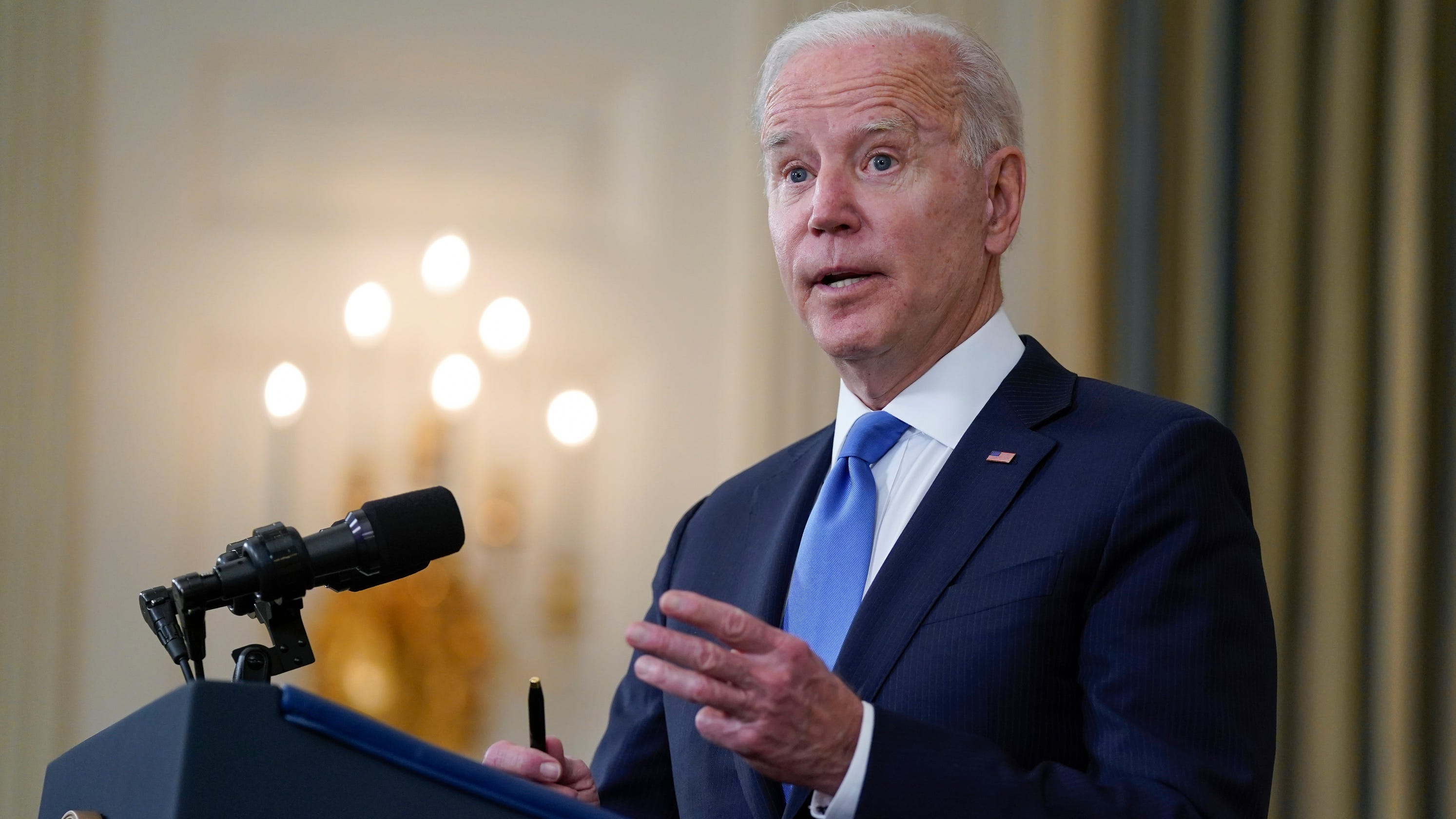 'I don't understand the Republicans': Joe Biden says GOP in middle of 'mini-revolution' amid Cheney dustup