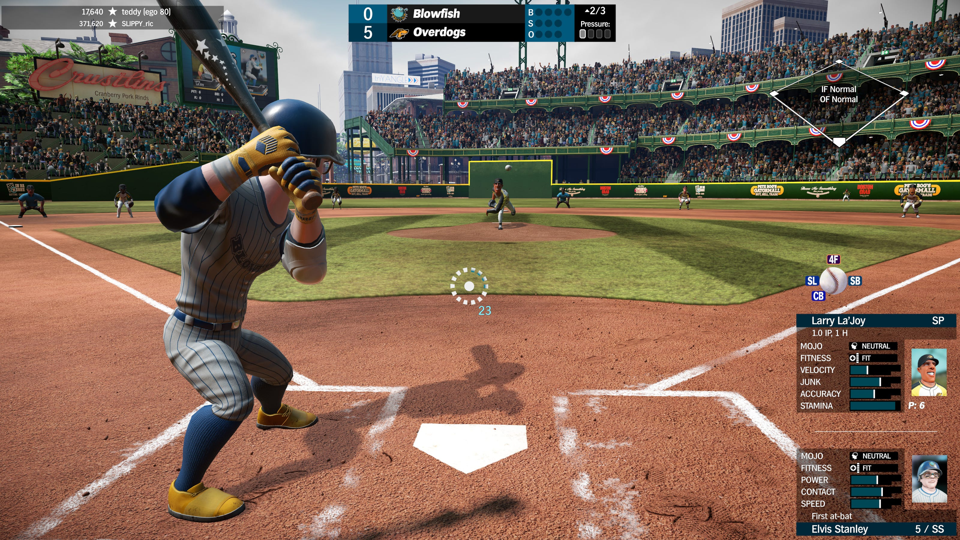 Batter up! EA Sports gets back into baseball video games with 'Super Mega Baseball' studio deal