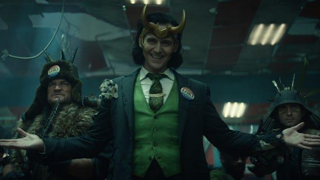 'Loki' will be streaming on Disney+ on June 9, 2021.