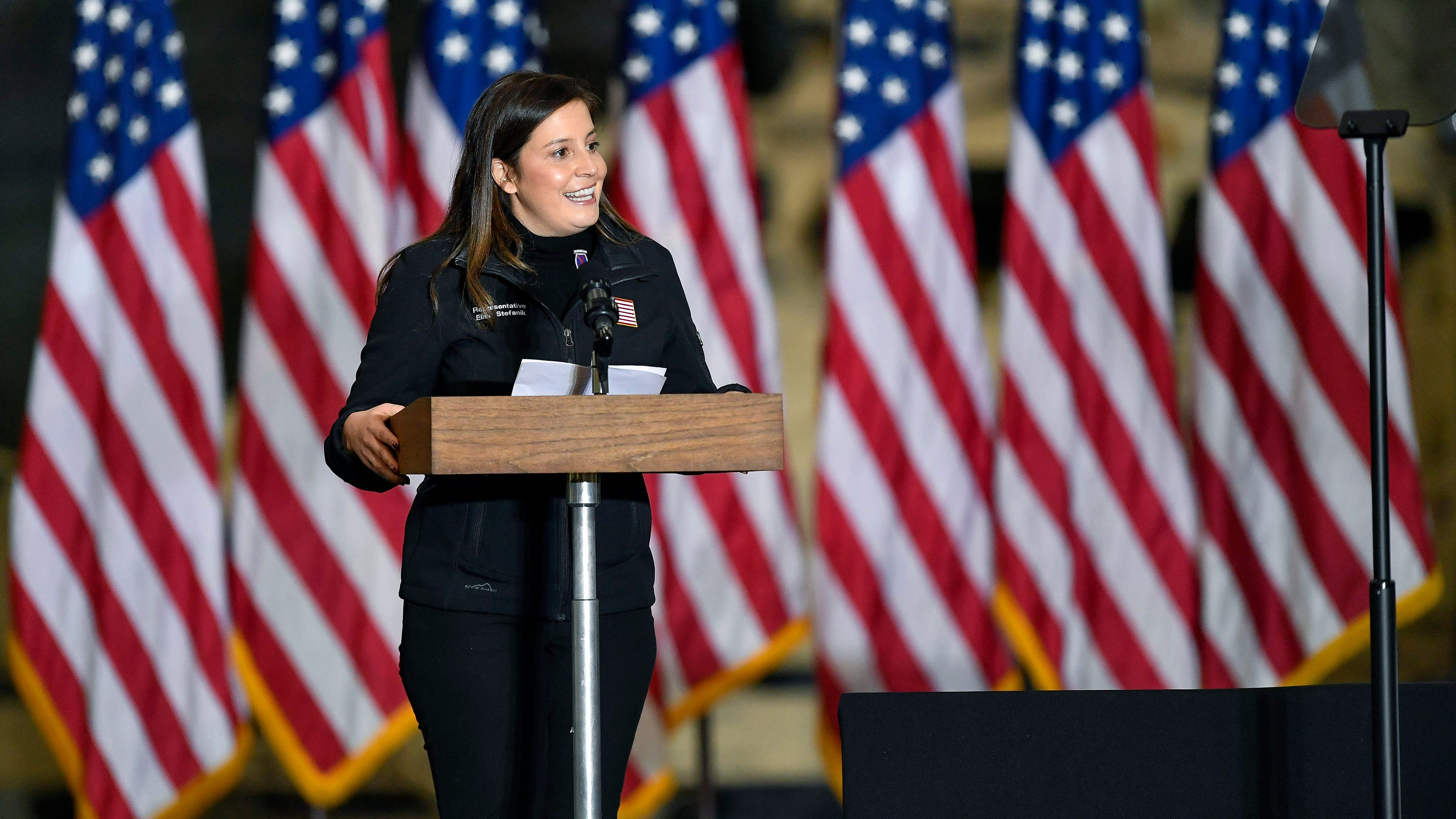 Stefanik emerges from candidate-forum as front runner to replace Cheney
