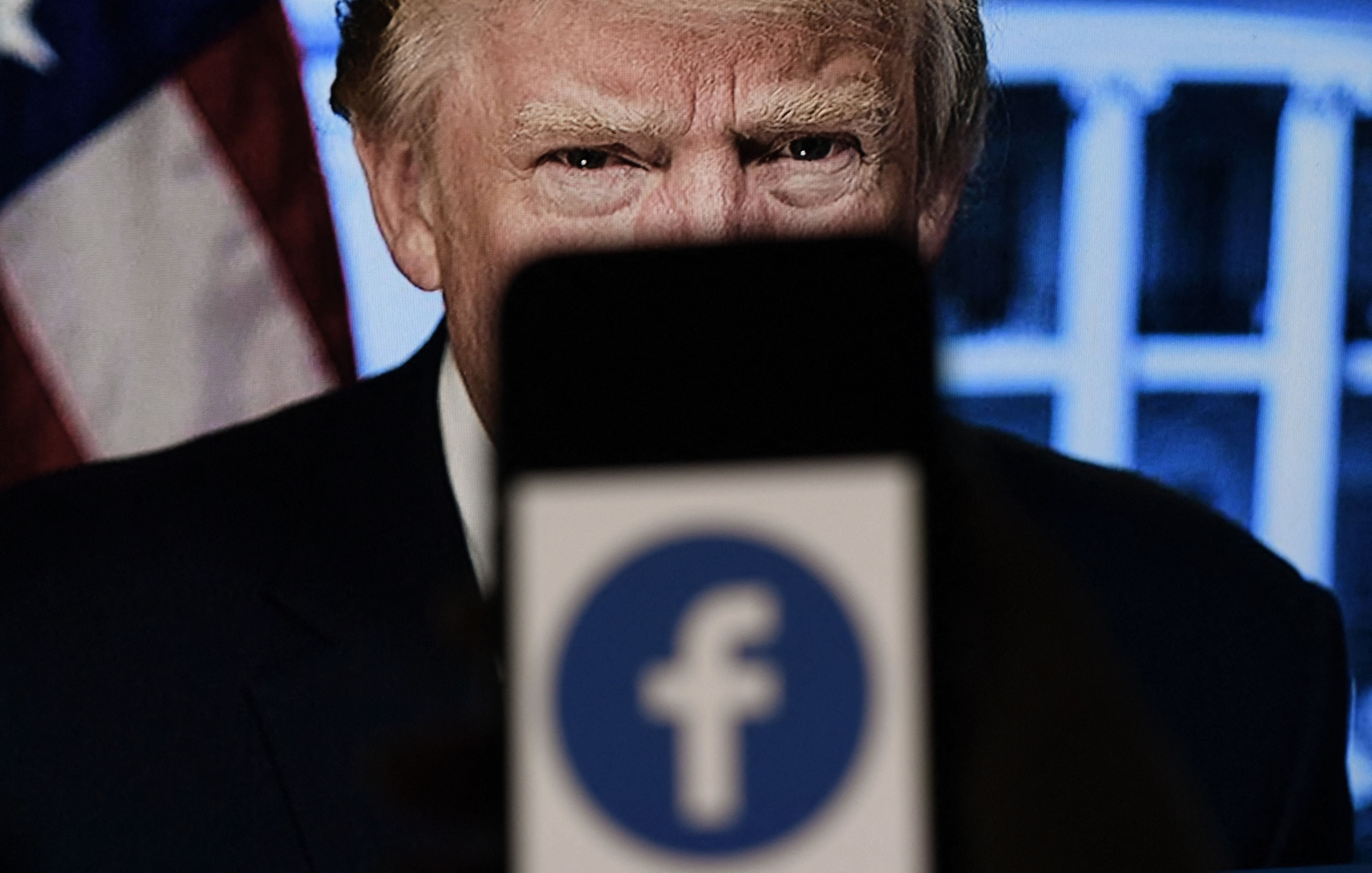 Talking Tech: Facebook s Oversight Board upholds Trump ban, but nixes indefinite suspensions