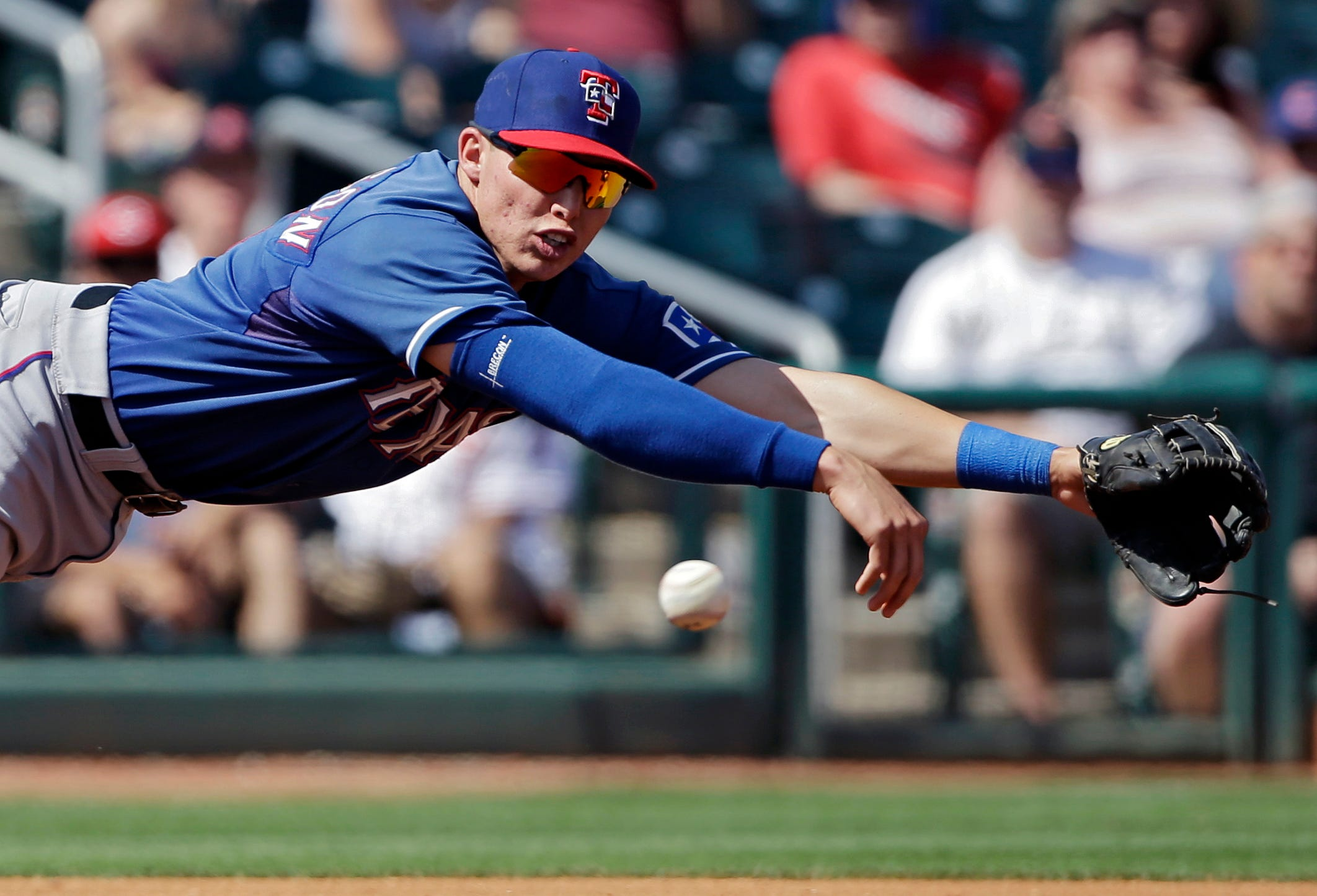 Drew Robinson makes Giants  Triple-A roster year after losing eye in suicide attempt