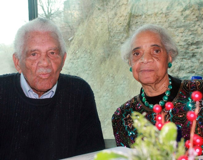 Twinsburg Township residents William and Virginia Hall will celebrate their 70th anniversary on Wednesday.