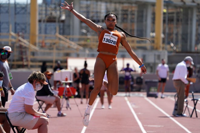 Texas track and field star Tara Davis is an Olympic hopeful in the long jump, a marketer's dream when it comes to the potential to benefit from her name, image and likeness. Gov. Greg Abbott could sign off on an NIL bill this week.