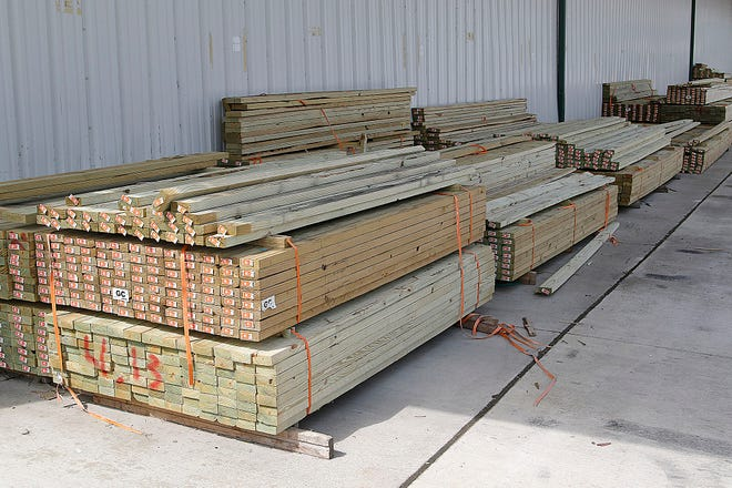 The cost of lumber is not a result of one particular factor, but at its heart, it is caused by the universal economic drivers of supply and demand.
