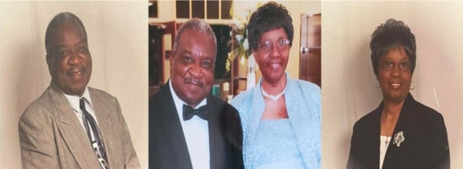 Jeannette and Hilton Turner were murdered at their home on Hale Street. The family is offering a $5,000 reward for any information.