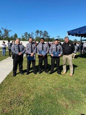 Beauregard Parish Sheriff's Office Deputies