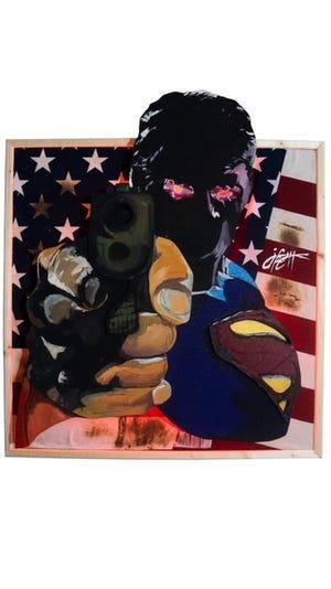 """""""America's Hero"""" by John Koldstitch"""
