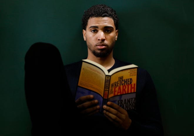 Ohio State basketball player Seth Towns has started a book club on Zoom to educate his Instagram followers on matters of race. His first meeting is scheduled for May 15.