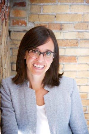 Katy Trombitas is Columbus State Community College's new vice president of advancement.