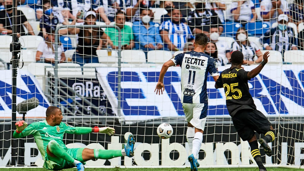 Columbus Crew knocked out of CONCACAF Champions League in 3-0 loss at Monterrey