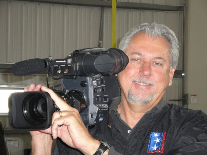Ron Tucker started off as a Marine private at Parris Island, went all the way up to captain in his nearly 22-year career - and found out he had a knack for film making and a bevy of other skills necessary for success in the entertainment industry.