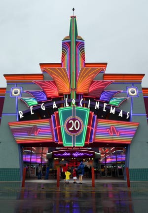 Regal Cinemas reopens its theater at The Avenues on Friday. The company plans to reopen its River City Marketplace theater on May 14.