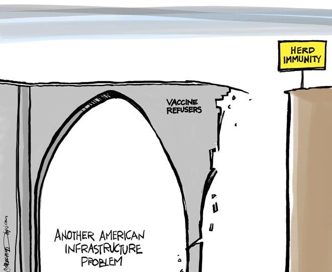 A Marc Murphy cartoon