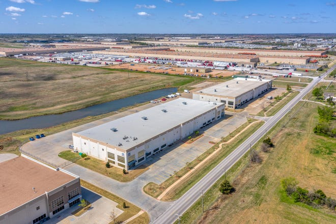 Oklahoma City's Hall Capital has sold these two industrial buildings on 14.3 acres at 6200 and 6220 SW 29 to a Texas joint venture between Fort Worth-based Corinth Land Co. and Dallas-based Prattco Creekway Industrial.