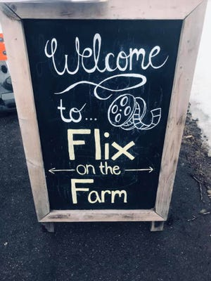Flix on the Farm will take place at 7:45 pm. Friday at Lockwood Park, 5201 Safford Road, Rockford.
