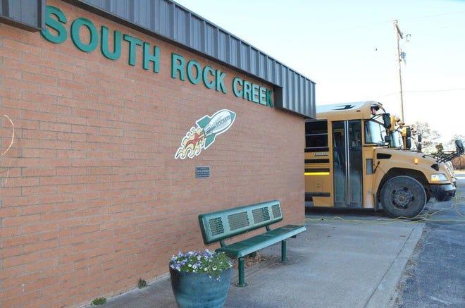 South Rock Creek.