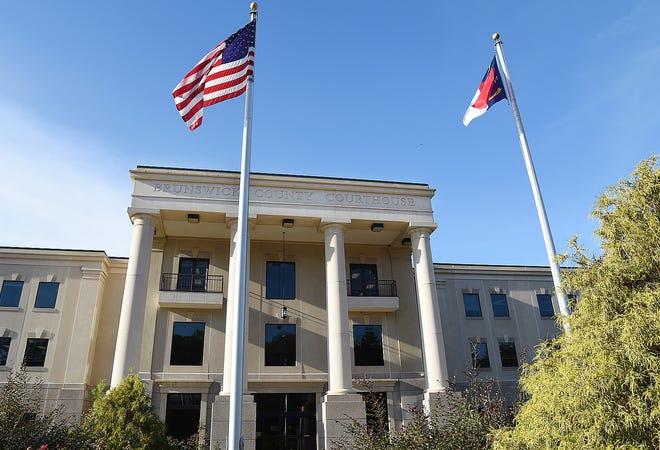 Brunswick County Courthouse