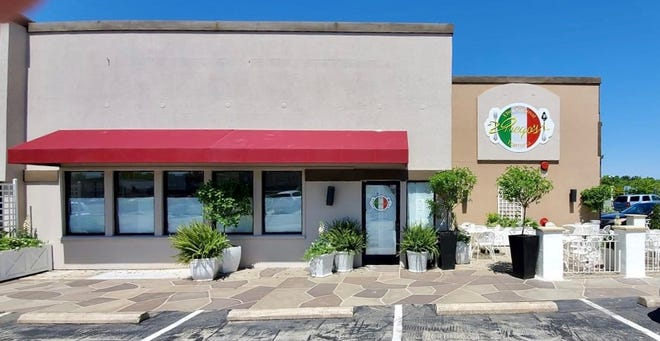 Prego's Trattoria has reopened at its new location on Huffman Mill Road.