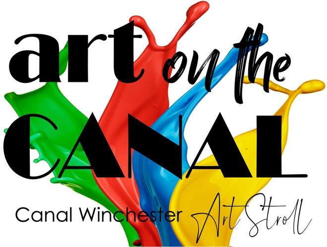 Arts Stroll logo