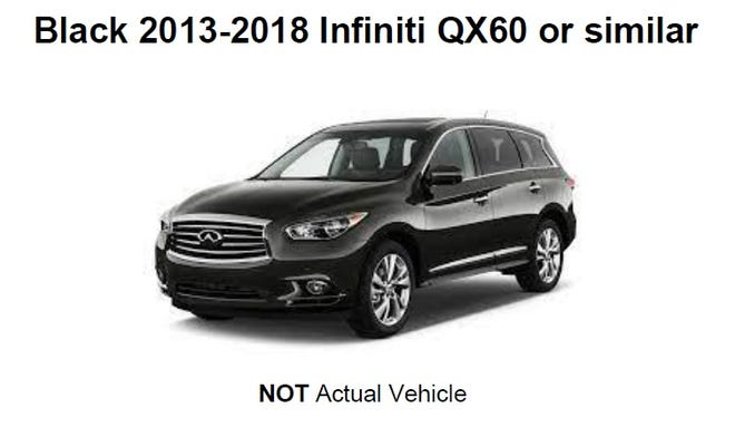 The California Highway Patrol is looking forthe driver of a vehicle similar to the one pictured. They said the driver hit and killed a Reno man on Lenwood Road in Barstow between midnight and 6 a.m. Wednesday, April 21, 2021, before fleeing the scene.