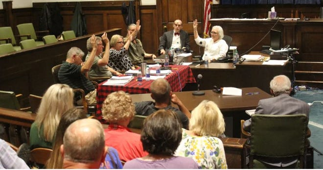 The Madison County Board of Adjustments voted unanimously June 18, 2019 to deny Madison Asphalt LLC the conditional use permit needed to build an asphalt plant in Marshall.